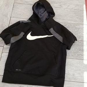 Nike pullover hoodie sz s
